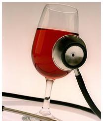 wijn stetoscope