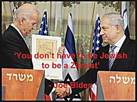 De koppeling tussen Zionisme en Israël is volop aanwezig. De koppeling Zionisme met het Jodendom nauwelijks meer. Het Zionisme is daarmee één van de meest onderdrukkende valse-vlag-operaties in de wereld.