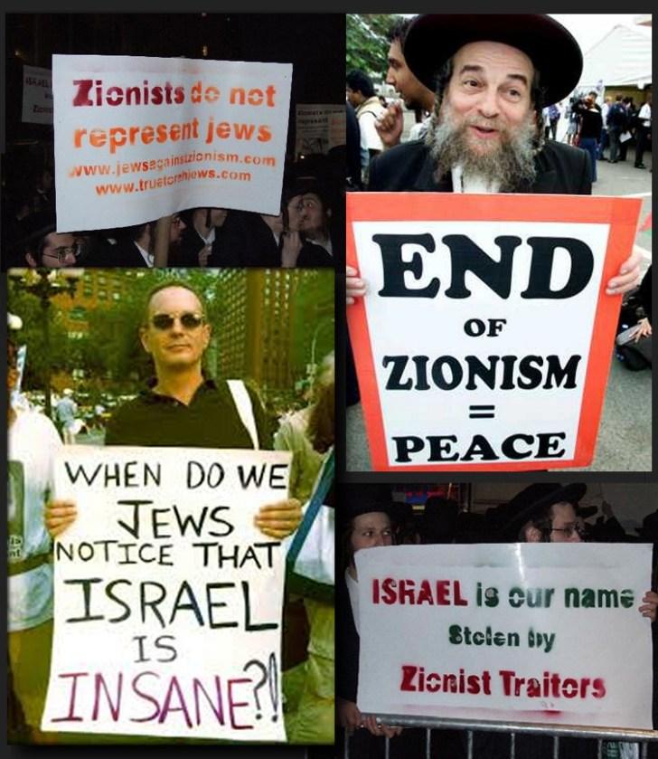 zionist trators