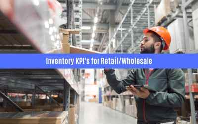 KPI's for Inventory – Retail/Wholesale