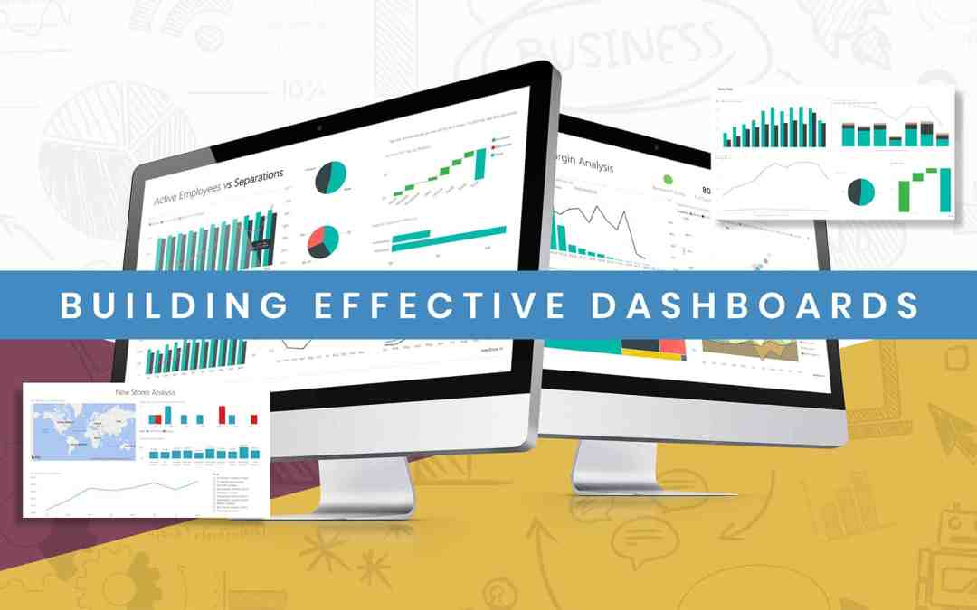 Building Effective Dashboards
