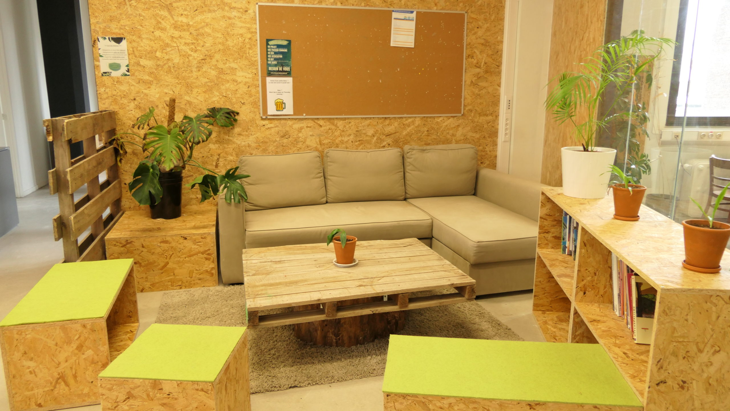 Book an office in Brussels in an eco-friendly environment