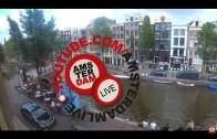 Amsterdam Live Stream 🇳🇱Sin City, Dirty Sounds & Beautiful Views