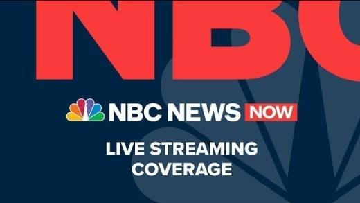 Live: NBC News Now – March 2