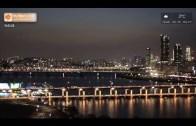 실시간 서울 한강 반포대교 라이브캠, 재택근무 노동요, 불멍, ソウル ライブカメラ Seoul Hangang view with Lofi  21/02/20~