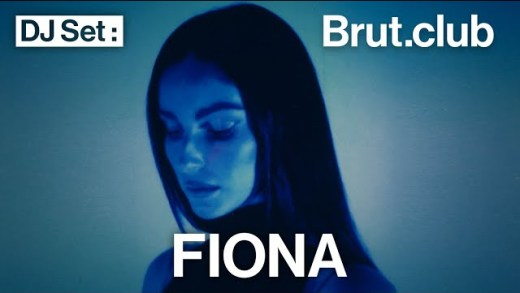 Brut.club : FIONA en DJ set