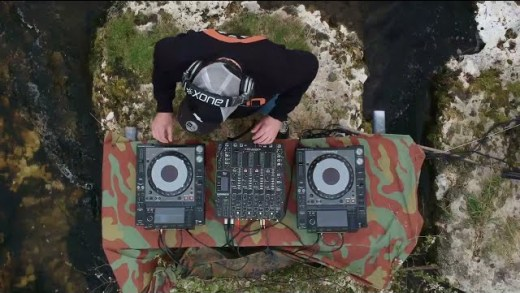 Mauri Fly – Live dj set 05-04-2021 (Drone Recording)