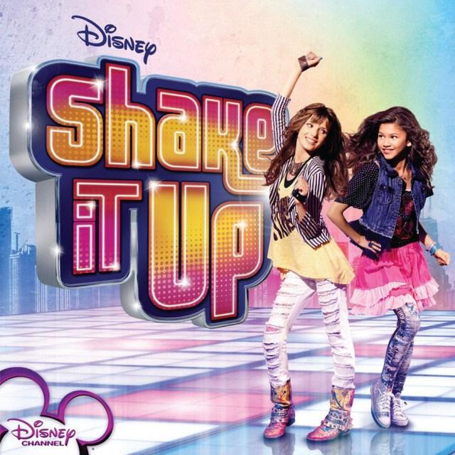 Coloriage Shake It Up de Disney Channel à imprimer et colorier