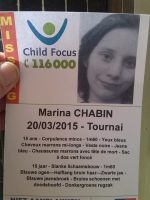 Tournai : avez-vous vu Marina Chabin (15 ans) ?