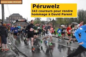 Péruwelz : 343 coureurs pour rendre hommage à David Parent lors des portes ouvertes de St-Charles