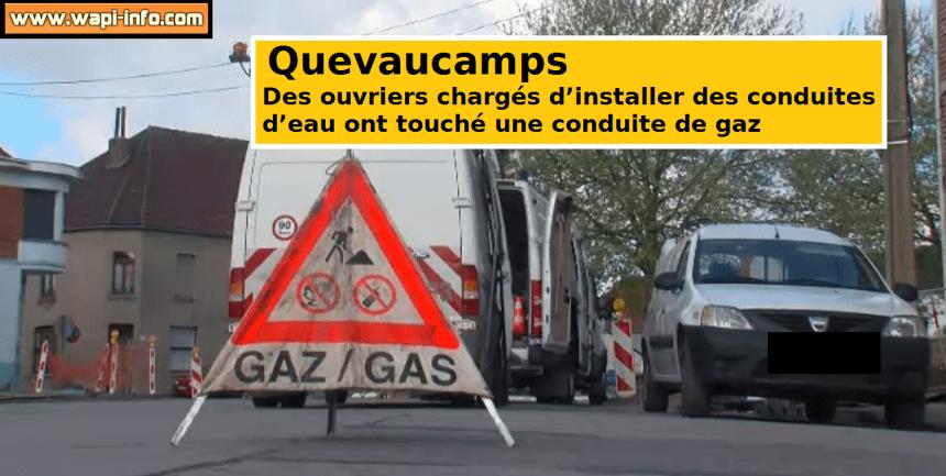 gaz quevaucamps