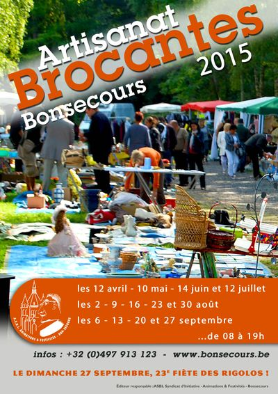 brocante bonsecours