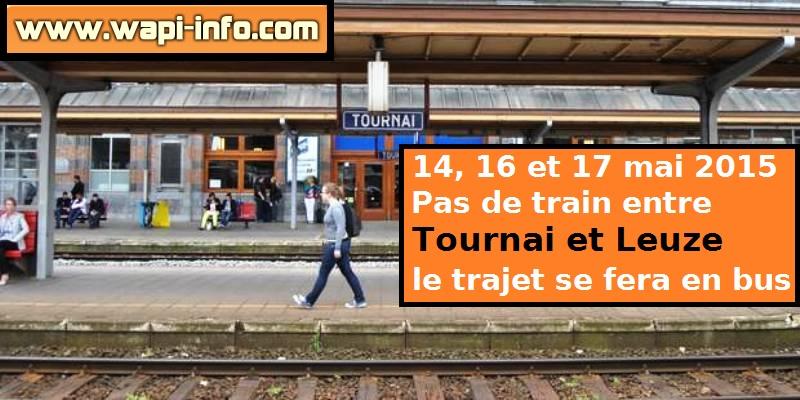 gare Tournai