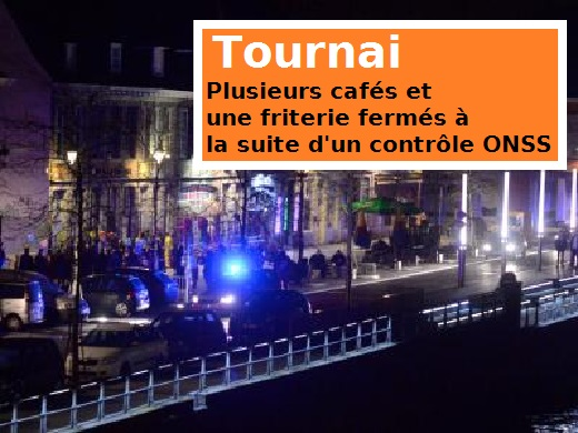 police quai tournai