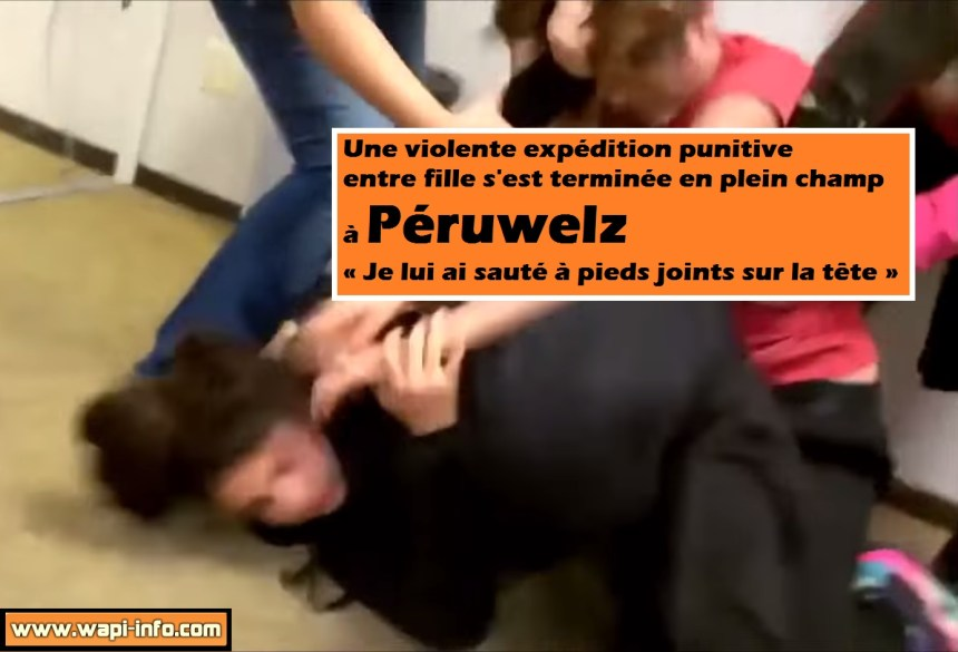 L'agression a été violente