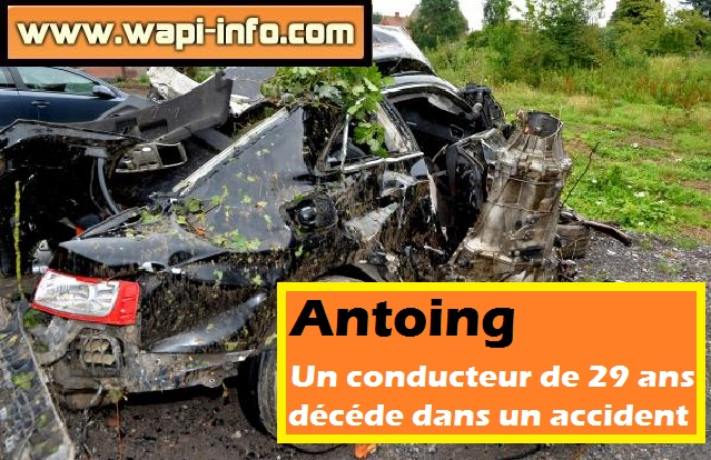accident mortel antoing