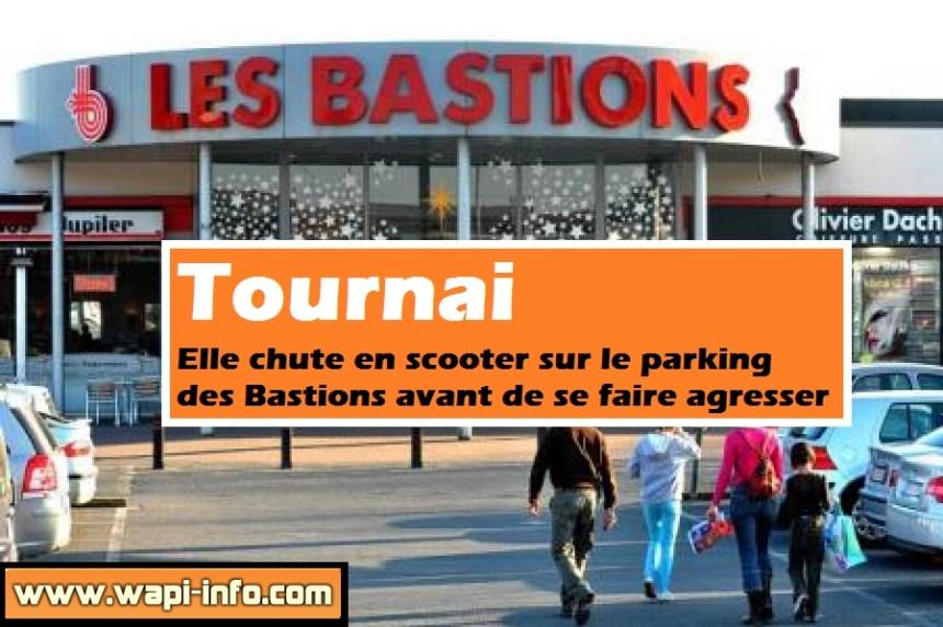 Tournai Bastions scooter