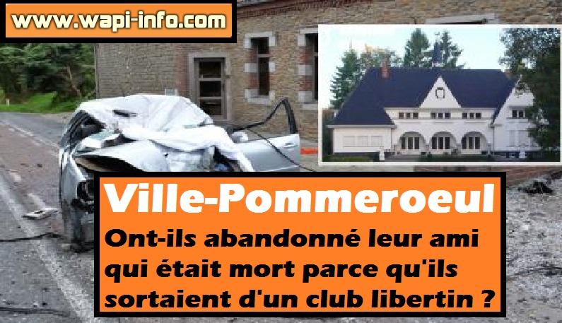 club libertin pommeroeul