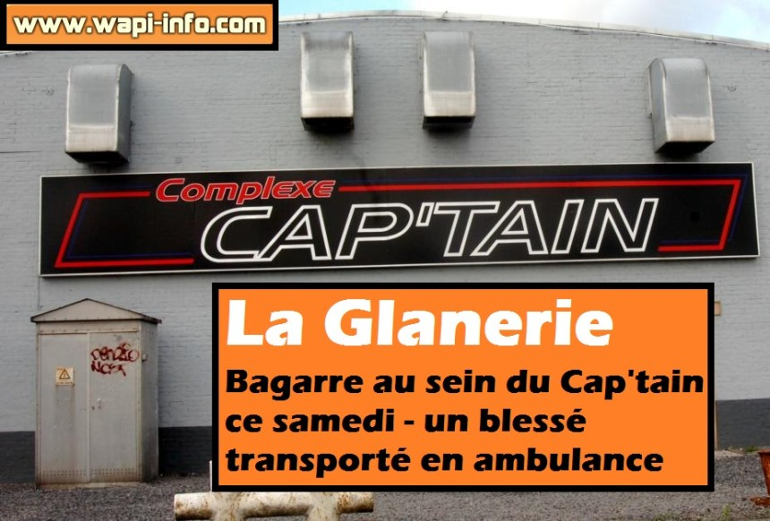 la glanerie ambulance