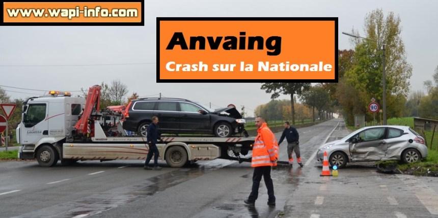 anvain crash nationale
