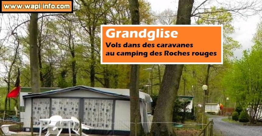 grandglise camping vols