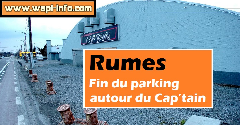 rumes cap tain parking