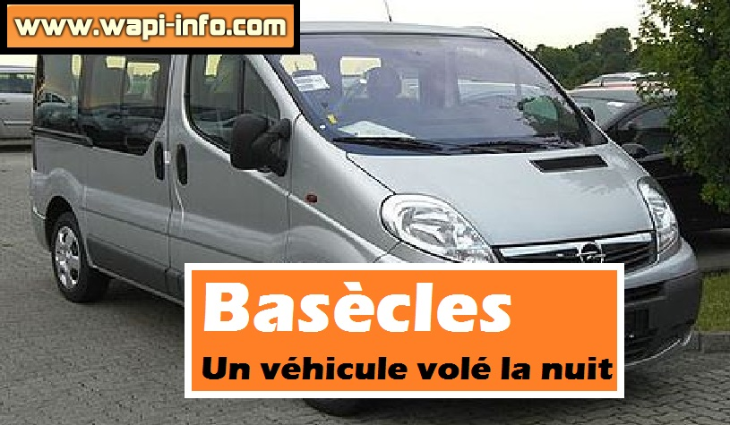 Basecles vol vehicule