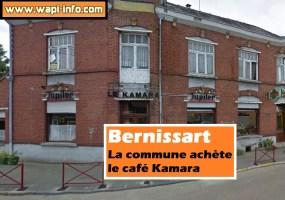 Bernissart : la commune achète le café Kamara