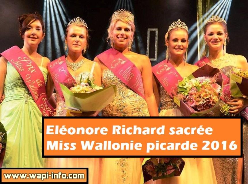 Miss Wapi 2016