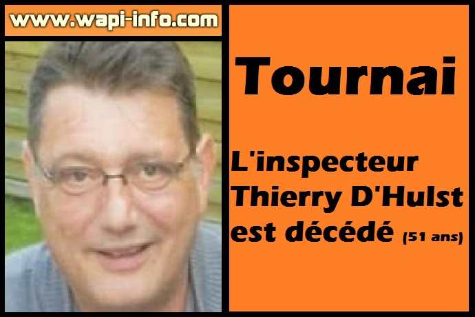 Tournai Thierry D'Hulst