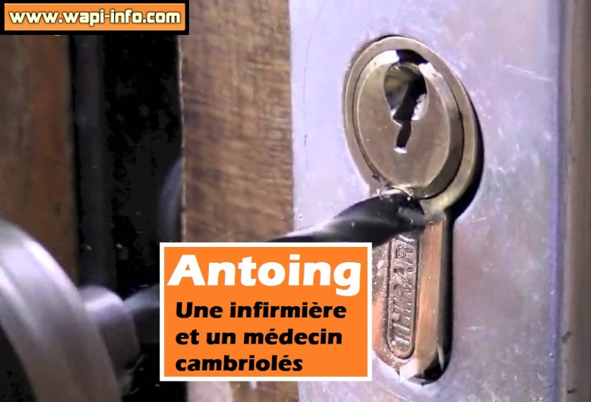 antoing cambriolage