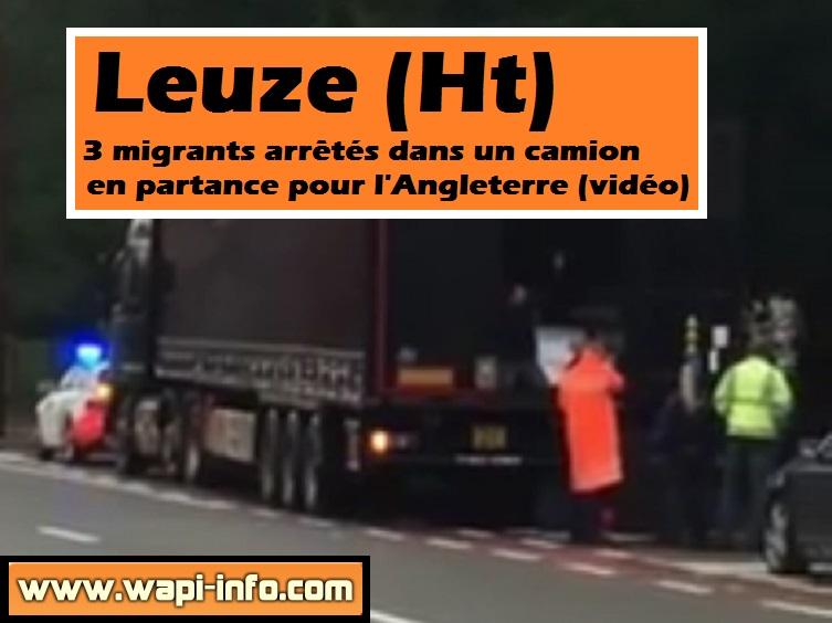 leuze migrants