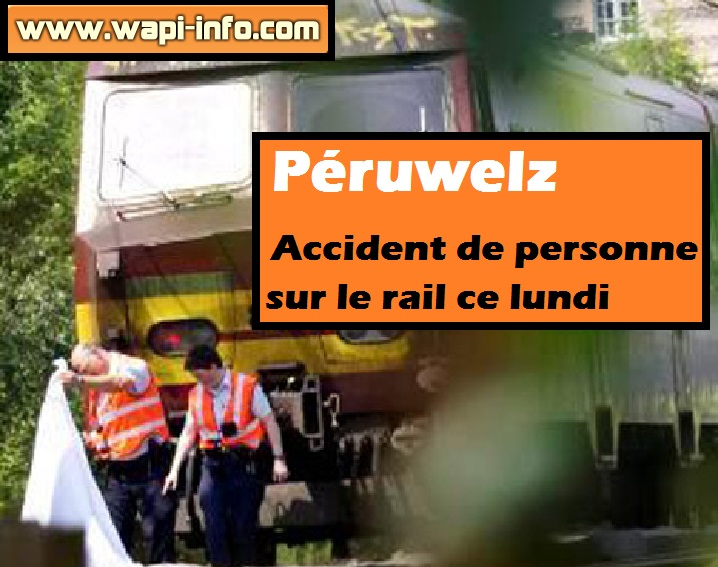 peruwelz accident rails train