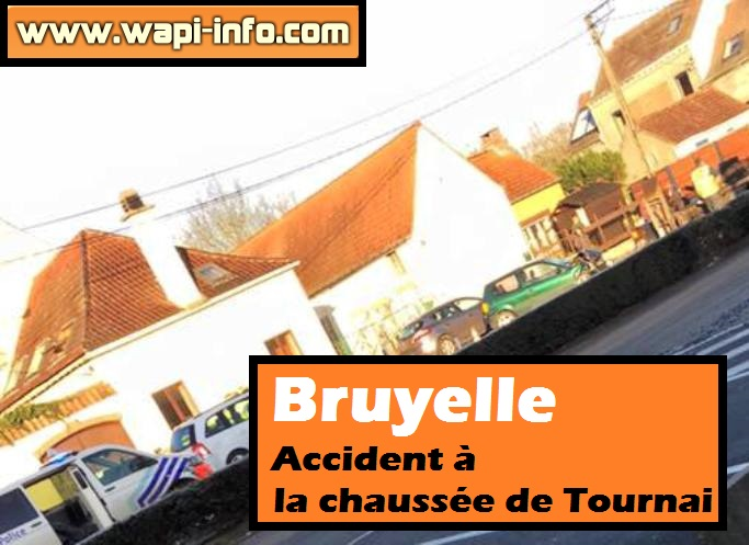 Bruyelle accident ch tournai