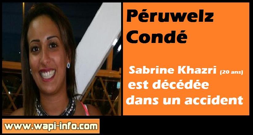 Sabine Kharzi deces