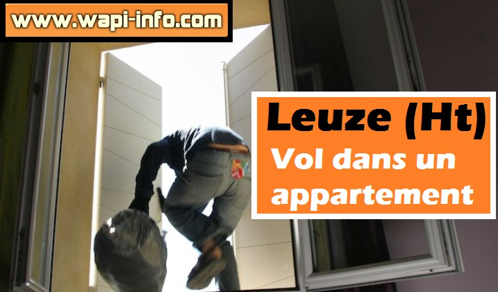 leuze vol appartement