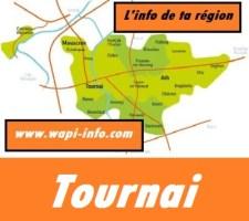 Tournai : arrêté pour un vol aux Bastions