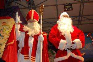 Wapi : où voir St-Nicolas et Père Noël ?