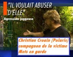 Agression joggeuse à Tournai : avis de recherche