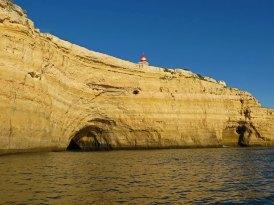 Algarve caves boat tour