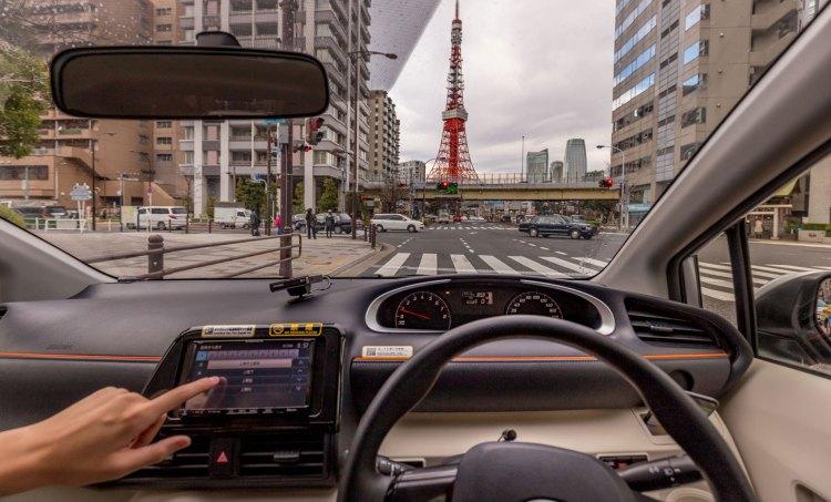 Japan rental car