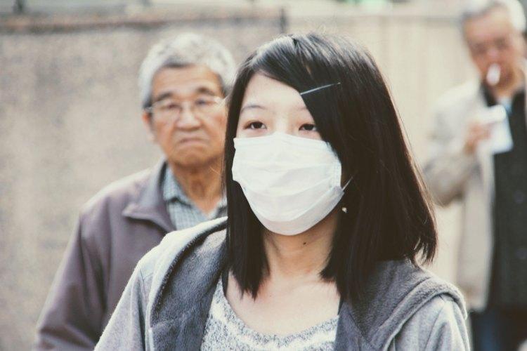 Japan mouth mask