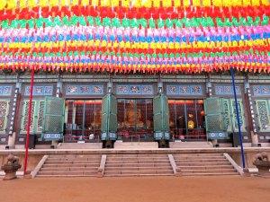 South Korea - Seoul - Jogyesa temple