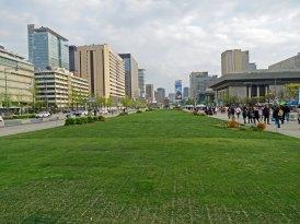 South Korea - Seoul -Sejong daero