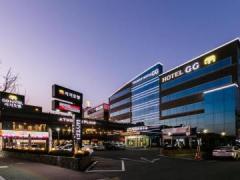 Gg tourist hotel Gyeongju South Korea