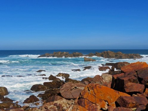 Robberg Nature Reserve, Garden Route, South Africa