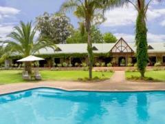 Hlangana Lodge Oudtshoorn South Africa