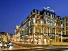 HotelAvenida Palace Lissabon Portugal