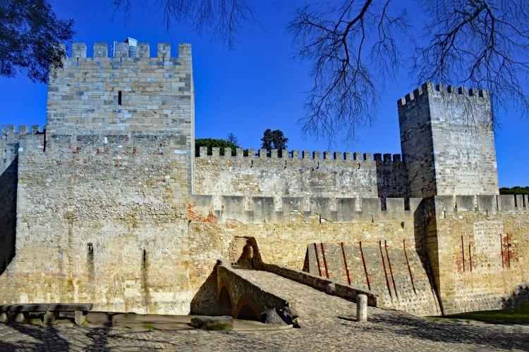 Sao Jorge Castle Lisbon, Portugal