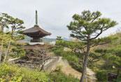 Jojakkoji temple Kyoto, Japan